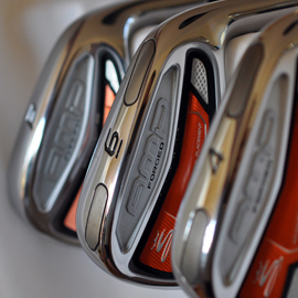 AMP Forged Irons