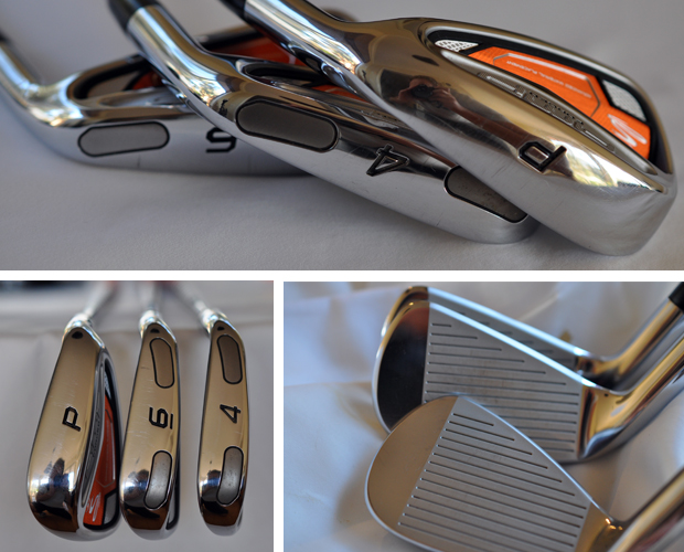 Cobra Irons, Cobra AMP Forged Irons