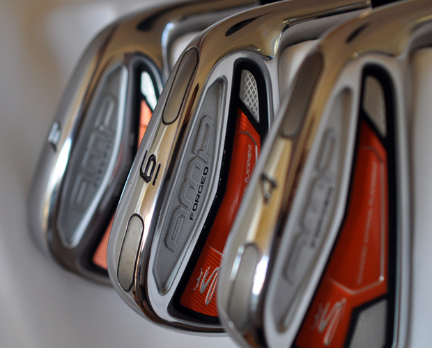 Cobra AMP Forged Irons, Cobra Irons