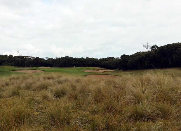 Cape Schanck Golf Course, Cape Schanck, RACV Golf course